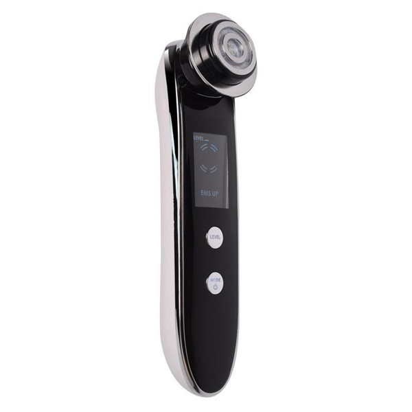 5 In 1 Rf Beaute Photo Plus Este Massage Wrinkle Face Lift Device Light Rf Radio Frequency Ems Facial Cooling T190712