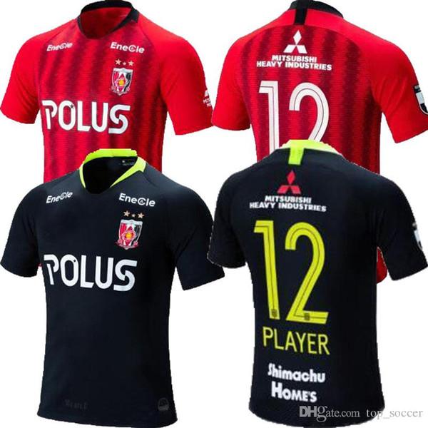 2019 2020 J League Japão 2019 Urawa Red Diamonds camisetas de fútbol Koroki Fabricio Muto Ewerton Kenyu Sugimoto Shinzo Kashiwagi