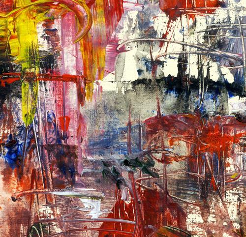Peintures abstraites en couleur pour décorer votre maison ou votre bureau, (PX005) produits d'impression, art, peintures sur cadres.