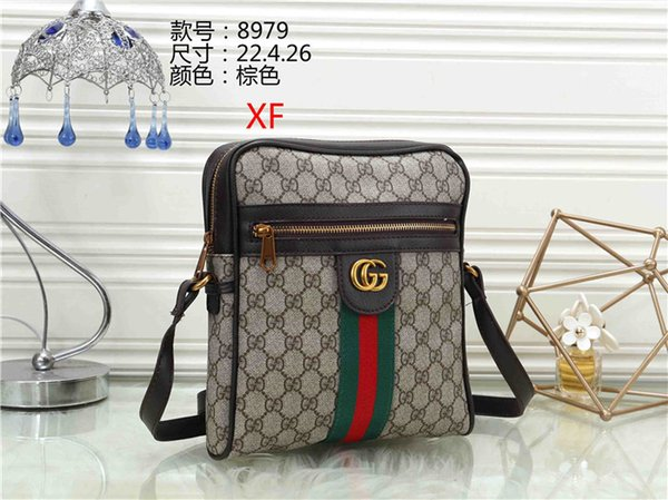 best selling 25 Luxury Totes Leather Shoulder Bags 2019 New Men And Women Handbags Top Quality Crossbody Bag Casual Backpack Purse