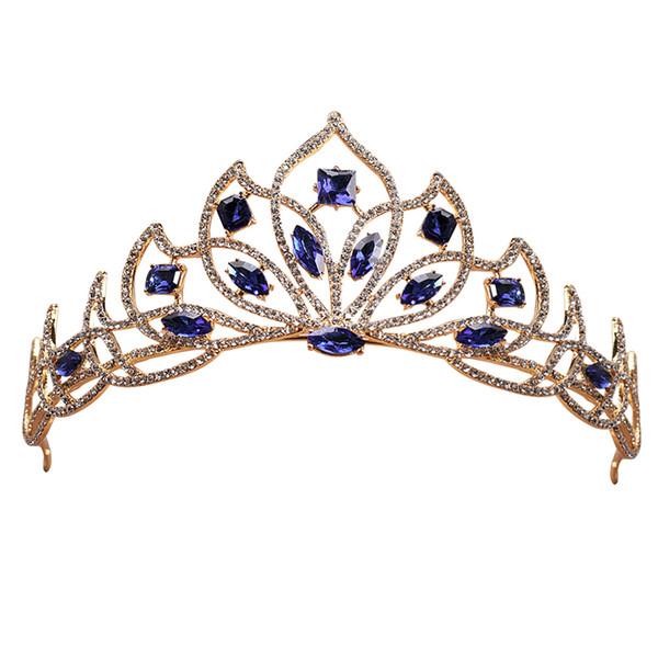1 Stück Braut Stirnband Braut Exquisite Strass Haarschmuck Haarband Stück Band für Geburtstag Hochzeit