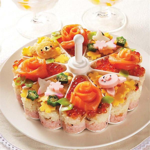Rotolo di riso e verdure Melale Pudding Melaleuca al forno creativo di alta qualità Die Shippng all'ingrosso