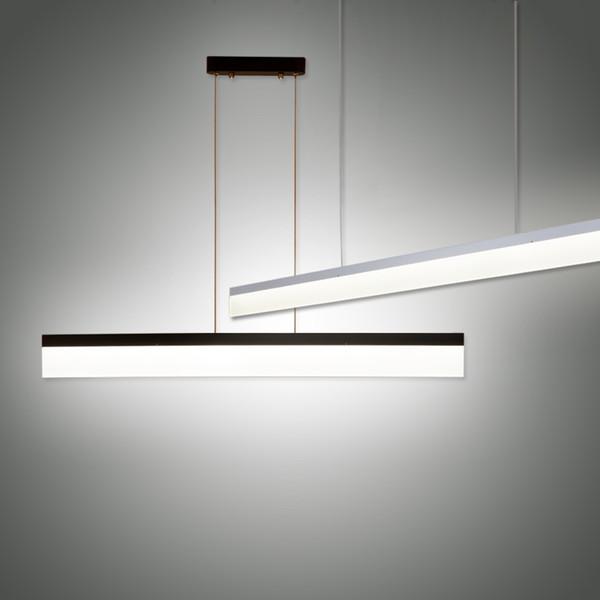 Luz Barra Minimumism Lámpara Del De Droplight Office Decoración A122 Oficina LED Lineal Colgante Colgante Moderno Compre De 62 De La Para Estudio De qSzGUMVp