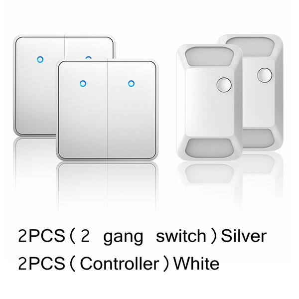 S 2 gang 2 receiver