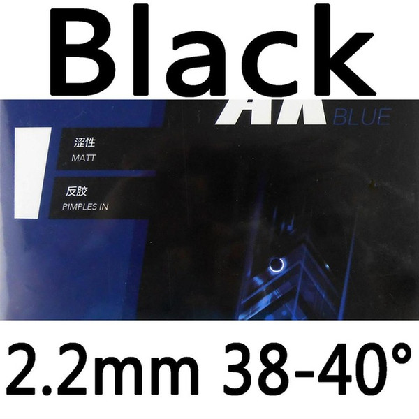 black BL 2.2 38-40