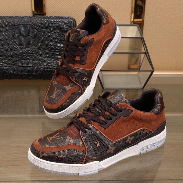 2020EH официальный сайт новые роскошные мужские повседневные модные туфли, высококачественные кроссовки для путешествий, быстрая доставка оригинальная упаковка коробки
