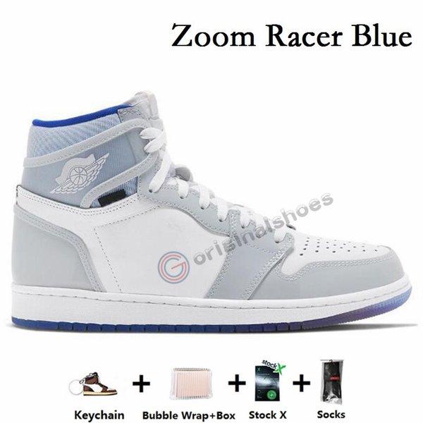 1s-Zoom Racer Bleu