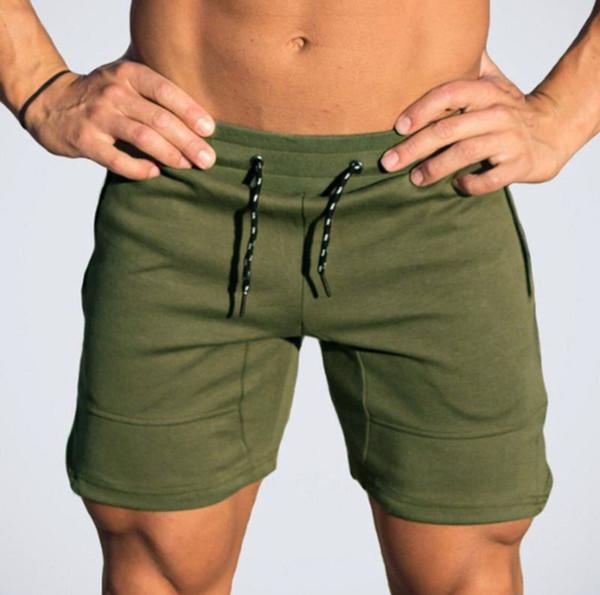 Pantalones cortos de playa para ropa de hombre Deportes ocasionales Tablero de verano Traje de baño Pantalones cortos Ropa Hombres