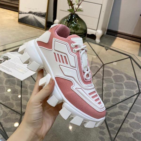 2020 Mens colore caldo di vendita di alta qualità Mix corso scarpe casual moda Creepers donna degli uomini di colore rosa scarpe da trekking di lusso papà scarpe da tennis