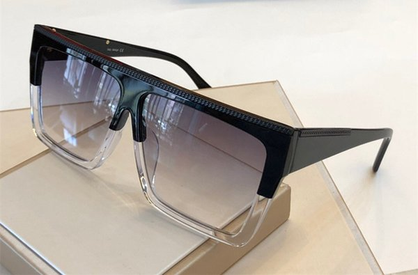 1038 Fashion pop song designer glasses ladies simple casual style glasses top quality and case