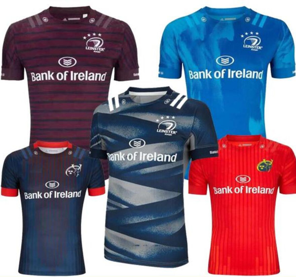 top popular 2020 Munster Leinster WORLD CUP Rugby jackets Jerseys Ireland League JOHNNY SEXTON BEST CARBERY CONAN CONWAY CRONIN EARLS healy henshaw 2020