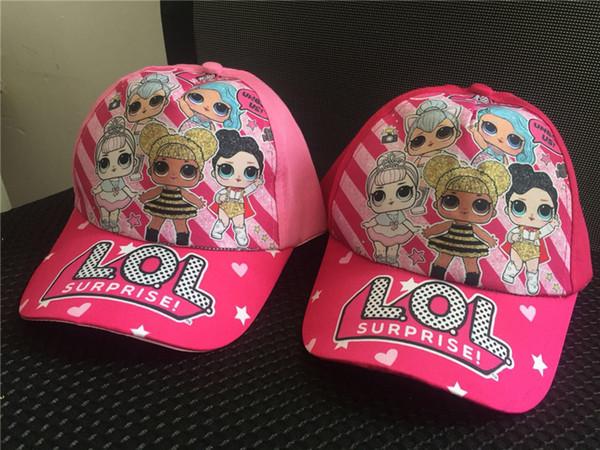 hot enfants casquette de baseball enfants garçons impression de bande dessinée filles garçons chapeau, chapeau réglable, livraison gratuite