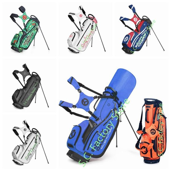 top popular Cameron Standard Ball Cart Scotty Golf Bag Cart Women Vokey Men Womens Man Caddy Golf Tripod Bag Stuff Set 2019