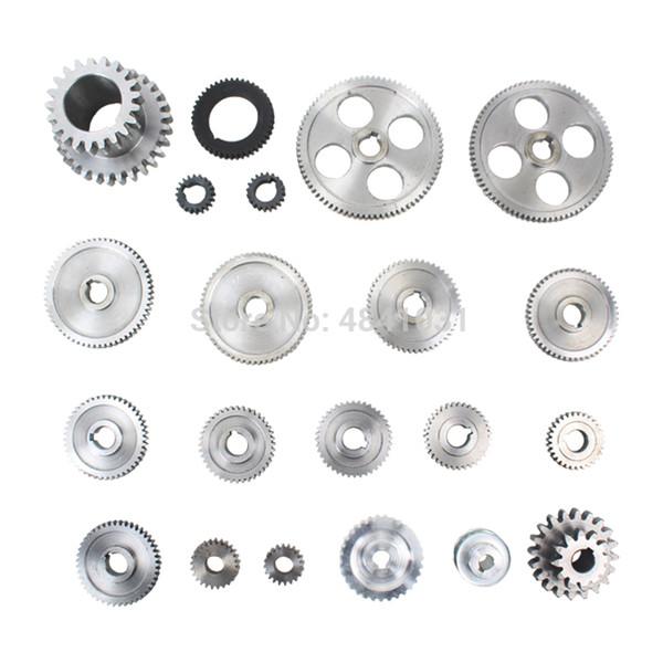 Free Shipping!/CJ0618 Metal Gears/21pcs Metal Gear Kit(Metric)/0618 gears