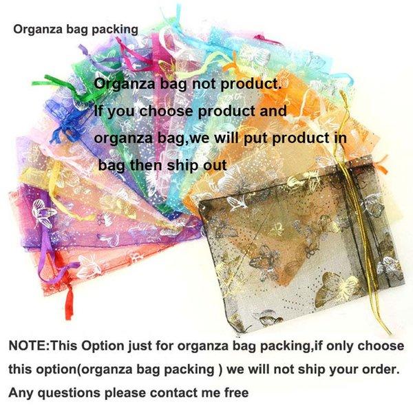 organze çanta