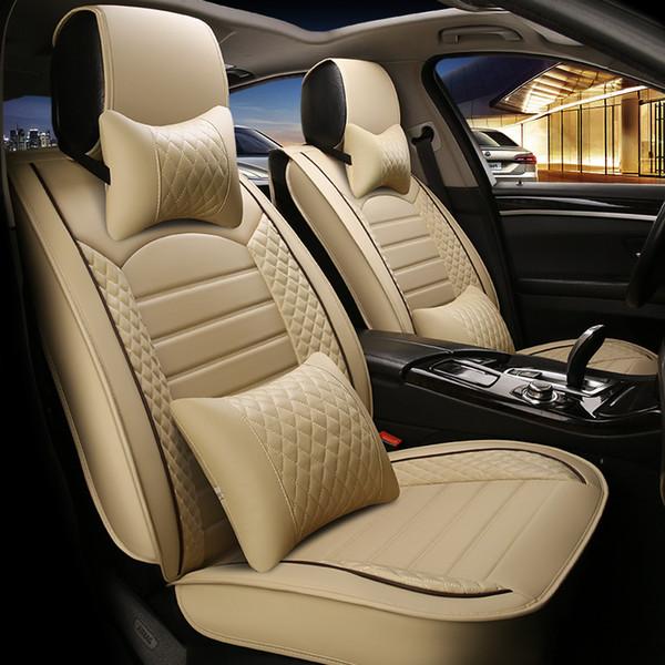 Universal Neueste Autositzbezüge für Audi a1 a3 a4 b6 b8 a6 a5 S3 S5 S6 Autokissenschutz Geeignet für die meisten Modelle
