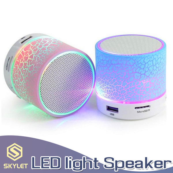 Bluetooth Speaker A9 Mini Wireless Stereo Speakers Subwoofer mp3 player Subwoofer Music USB Player Laptop Party Speaker with SD/TF Cards