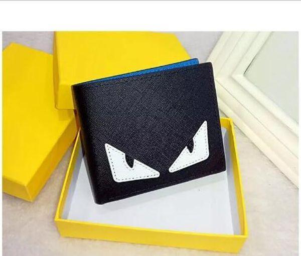 Men's wallets designer wallet PU leather fashion cross-wallet High-quality mens designer card wallets pocket bag European style purses hot