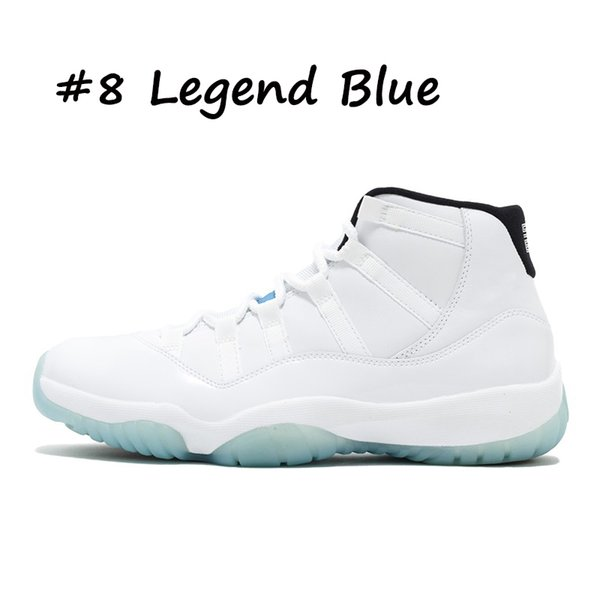 8 Legend Blue