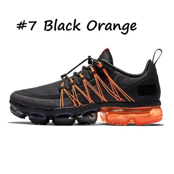 7 Black Orange