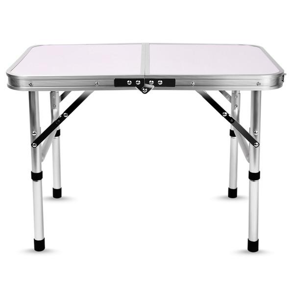 Acquista Tavoli Da Campeggio Pieghevoli In Alluminio Tavolo Da Campeggio  Laptop Tavoli Da Giardino Regolabili Da Esterno Barbecue Leggero Portatile  60 ...