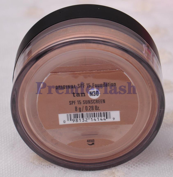 best selling HOT sale Minerals loose powder foundation blush shimmer MATTE Finishing powder makeup powder from factory directly Top A quality