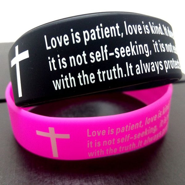 Wholesale 12Pcs couples wristbands bracelets wedding Engagement Verse Band Anniversary Valentine's Day Gifts present