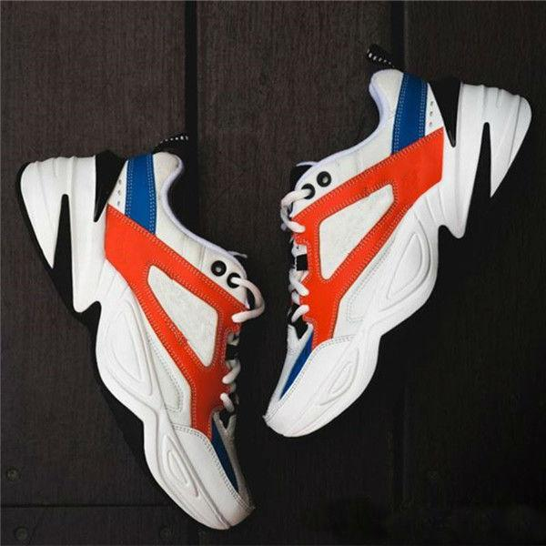 best selling M2K Tekno Dad Mens Sports Shoes Phantom women Sneakers Unisex Black Volt Female Fashion trainers designer shoes With Box