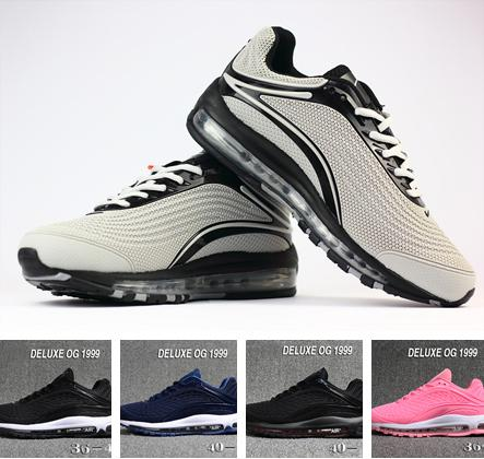 2019 Cheap new arrival autumn mens shoes DELUXE OG 1999 Zapatillas designer outdoor fashion shoes air cushion sports running shoes sneaker