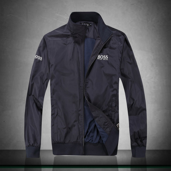 2019 nouvelle veste à manches longues pour hommes hc196305