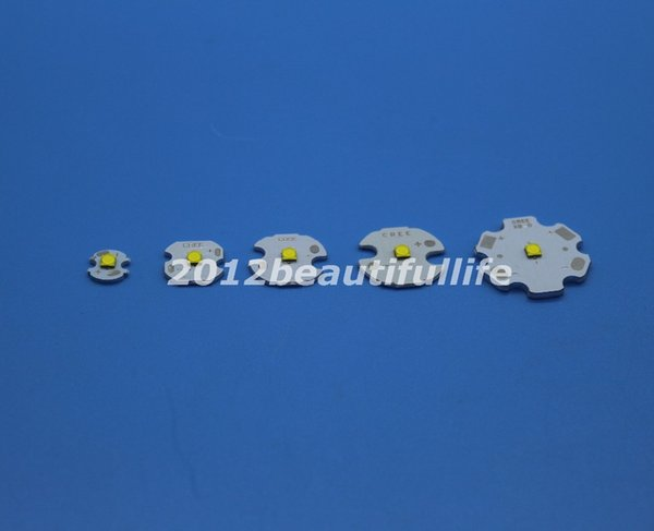 10pcs/lot 3W 2525 SMD High Power LED diode Chip light emitter RGBW instead of cree XBD led