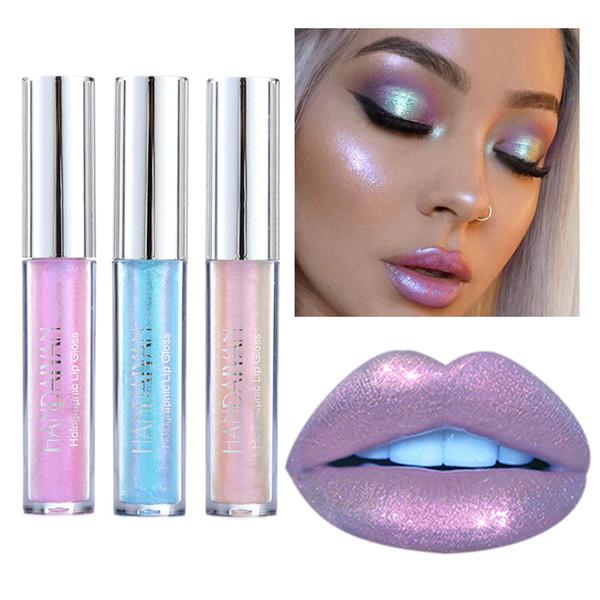 HANDAIYAN Lipsticks For Women Sexy Brand Lips Color Cosmetics Waterproof  Long Lasting HANDAIYAN Glitter Nude Lipstick Matte Makeup Lip Glosses Lip