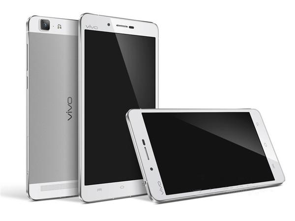 Оригинал Vivo X5 Max L 4G LTE Мобильный телефон Snapdragon 615 Octa Core RAM 2 ГБ ROM 16 ГБ Android 5.5 дюймов 13.0MP Водонепроницаемый NFC Смарт Сотовый телефон