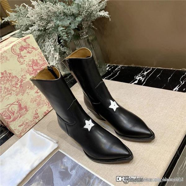 Дизайнерская обувь Роскошные женские Сапоги Для женщин конструктора сапоги отыграться Quincunx сапоги Мода Luxury Дизайнер женской обуви Бесплатная доставка
