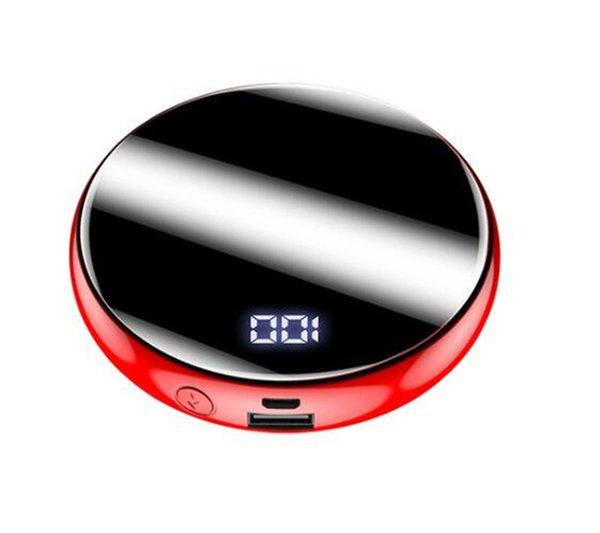 2# circular red