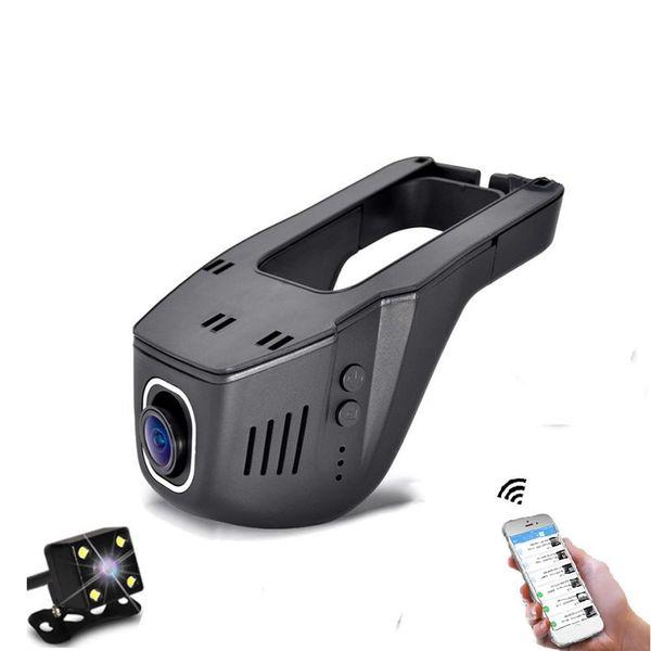 Neue Mode 160 Grad Weitwinkel Autofahren DVR Kamera WiFi 1080 P HD Auto Video Recorder Neue Laufwerk Recorder / Auto Recorder auto dvr