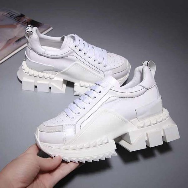 quality new luxury sneakers brand shoes cloudbust causal shoe men women magic tie slip platform shoes casual walking tennis shoes 22