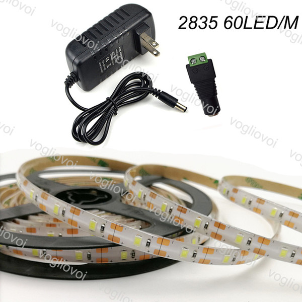 2835 60LED / M IP65 (impermeabile)