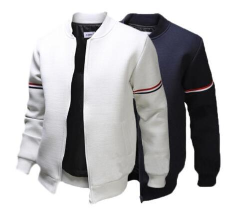 best selling 2020 Designer Jacket Casual Windbreaker Long Sleeve Plus Size M-2XL Mens Jackets Zipper Pocket Mens Coat Jackets