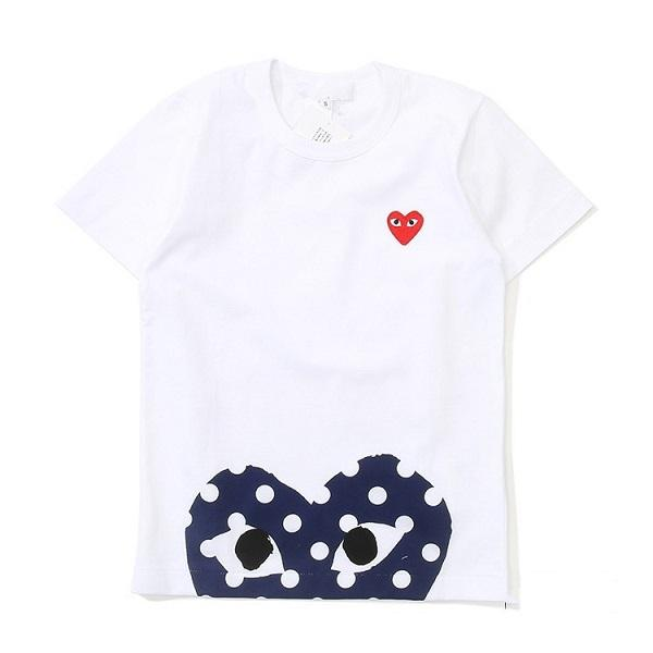 top popular Play tshirt luxury designer kids clothes brand boys baby infant boy designer clothes girls cotton t-shirt tops tees parent-child clothing 2020