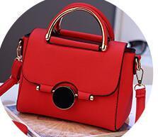 2019 frete grátis. Novas bolsas de moda feminina européia e americana tendência bolsas de ombro único está disponível em várias cores
