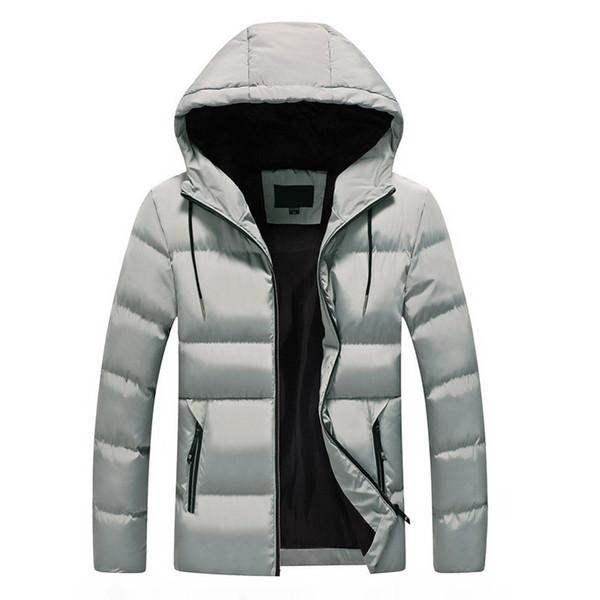 MRMT 2019 Марка Осень и зима мужские куртки Сплошной цвет Большой Шинель для Мужчины Короткие Стиль Хлопок Одежда куртка