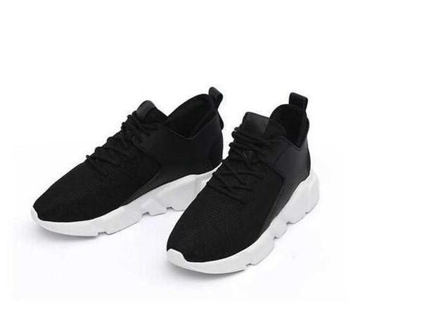 2018 Новые поступления Мужчины Женщины кроссовки дешевые обувь Мода свободного покроя обувь кроссовки шесть