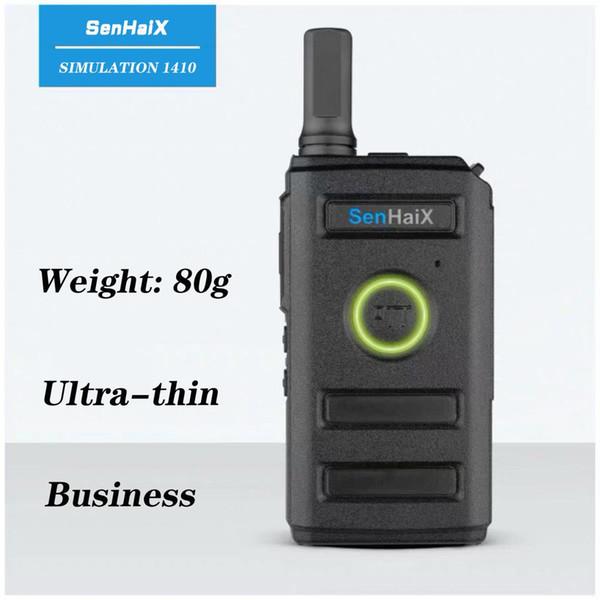 Sen hai X1410 Handheld Talkie-Walkie Radio Portable Radio 5W Puissance Le MINI entreprise Émetteur-Récepteur Radio Ham Jambon
