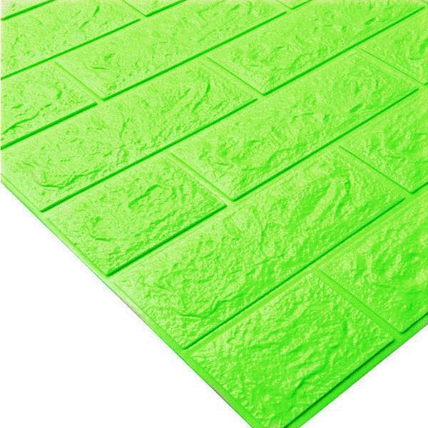 Luce verde 70x38cm