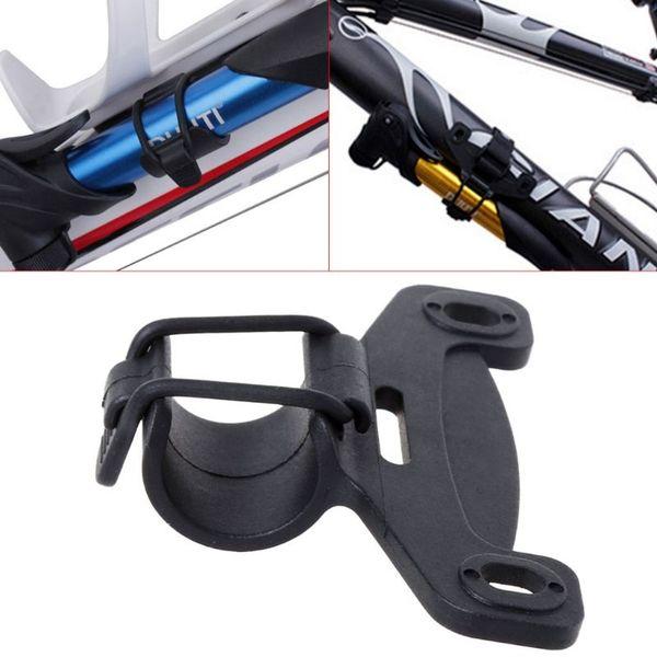 Hot Sell Bicycle Air Pump Clip Inflator Holder Mount Elastic Band MTB Road Bike Supplies #170641