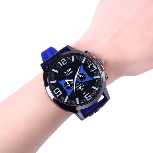 Zerotime # P5 2019 NEUES hochwertiges Art- und Weiseretro- Uhr-Mannuhr-Tendenz-Quarz-Luxuxspitzenmarke beiläufiges freies Verschiffen