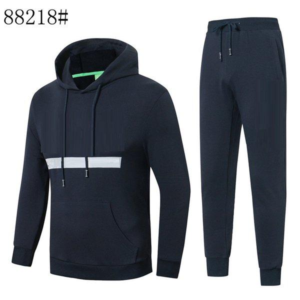 2020 модельер спортивный костюм весна осень свободного покроя унисекс марка роскошная спортивная одежда спортивные костюмы высокое качество толстовки мужская одежда
