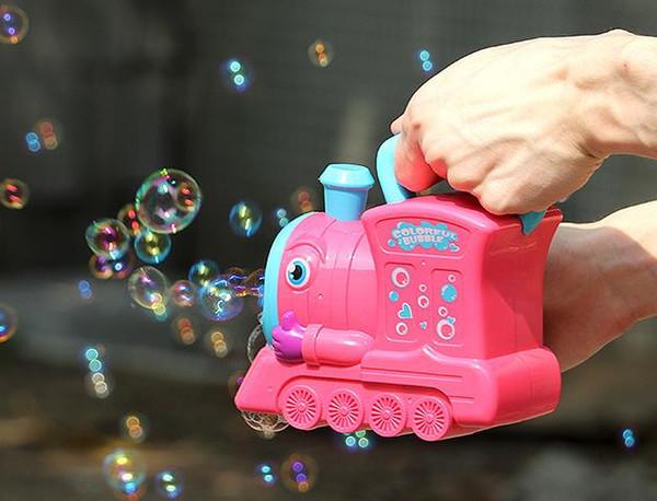 Tren burbuja