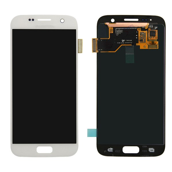 """100%Test original 5.1""""LCD Display For Samsung Galaxy S7 G930P G930A G930V G930T Touch Screen Assembly Digitizer Replacement Parts,Free shipp"""